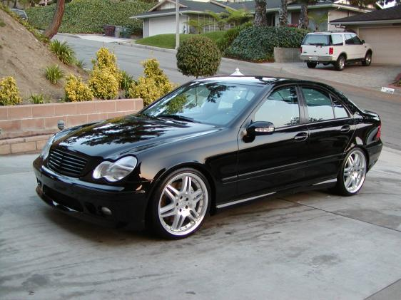 Mercedes benz c 55 amg technical details history photos for Mercedes benz amg accessories parts