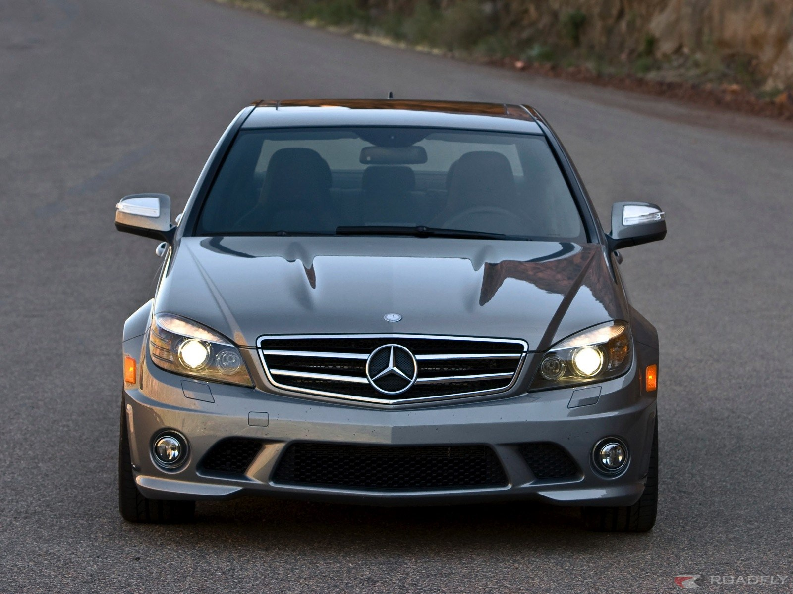 Mercedes benz c 63 amg technical details history photos for Mercedes benz amg parts