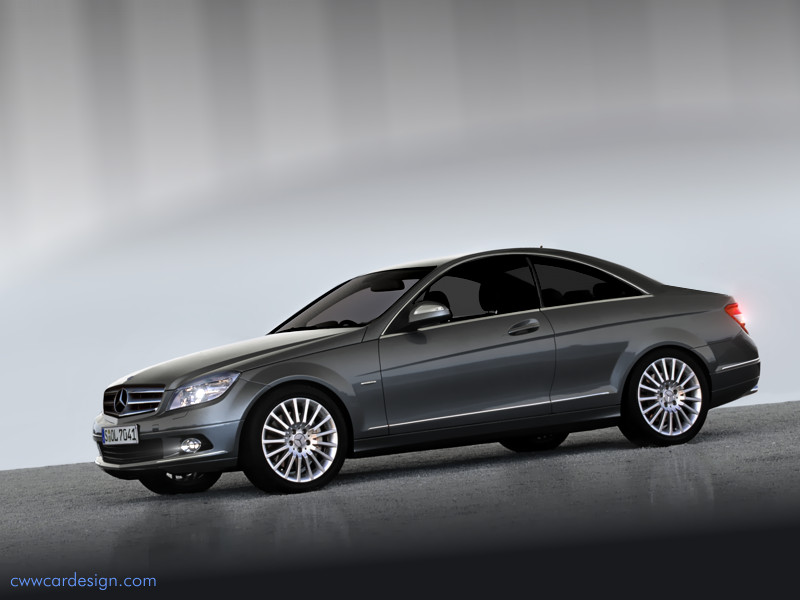 Mercedes-Benz C Coupe photo 01