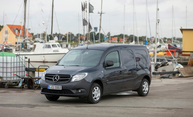 Mercedes-Benz Citan photo 01