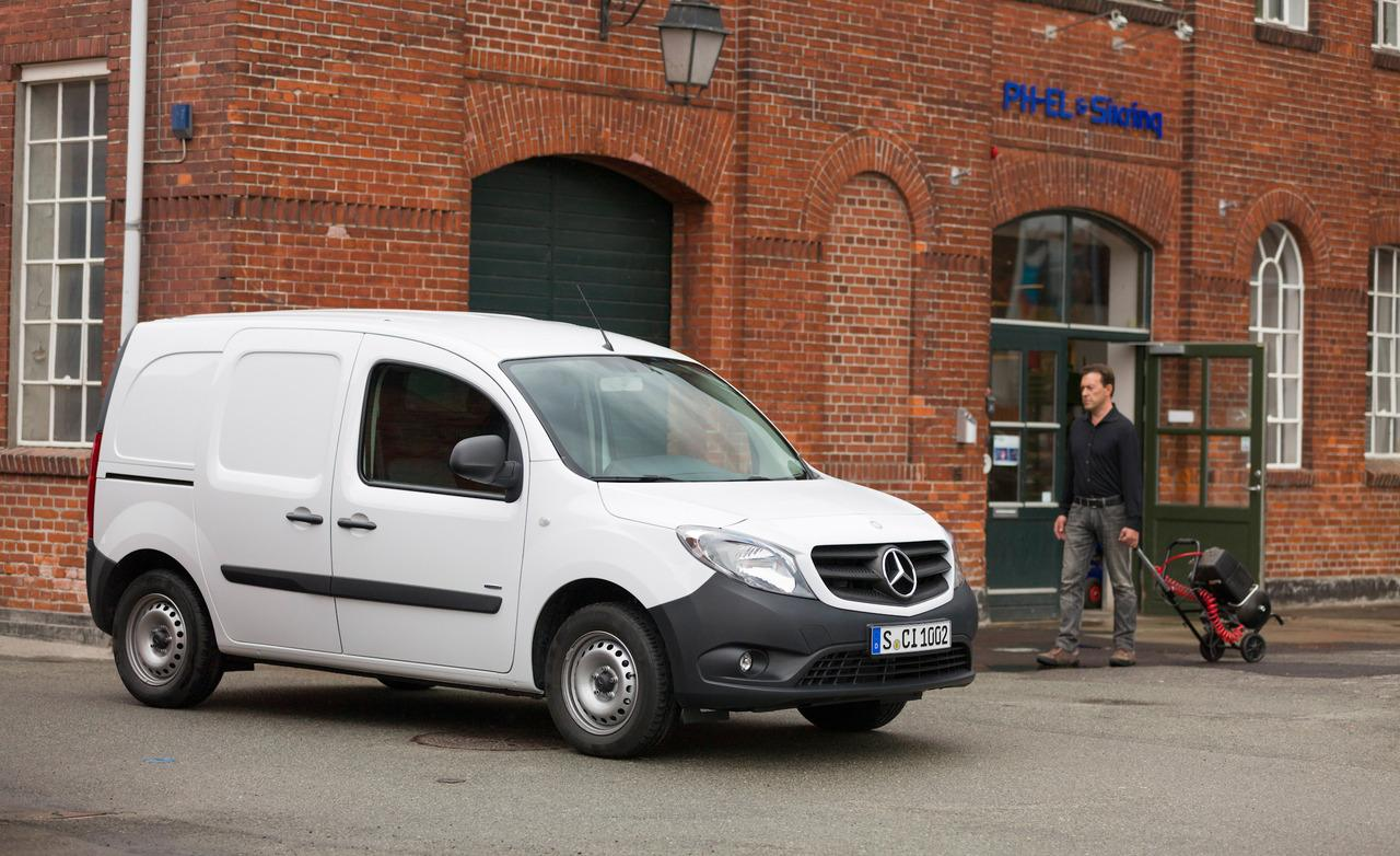 Mercedes-Benz Citan photo 05