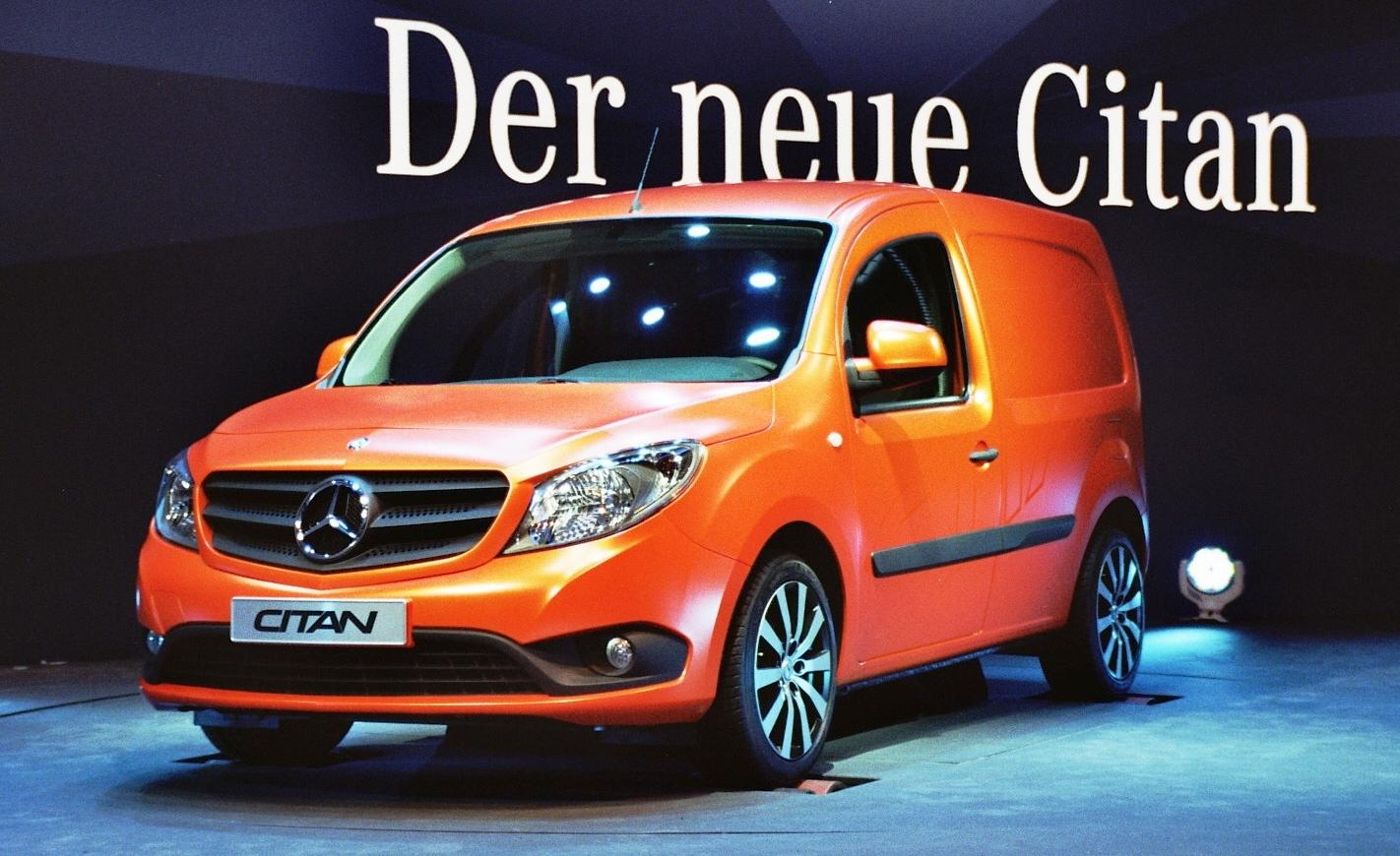Mercedes-Benz Citan photo 07