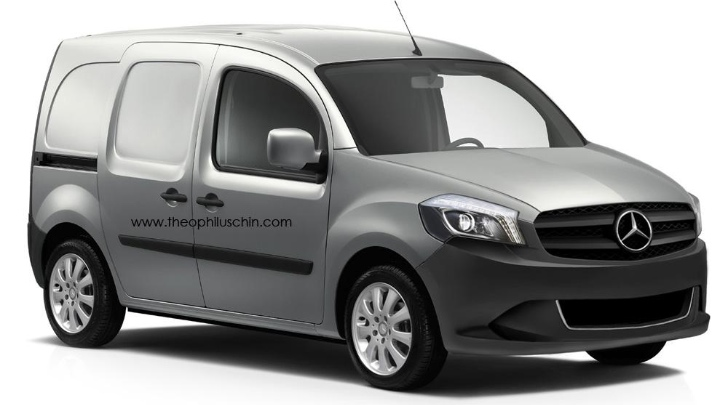 Mercedes-Benz Citan photo 08