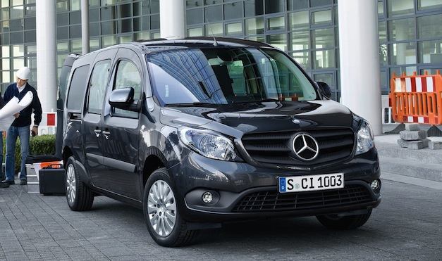 Mercedes-Benz Citan photo 09
