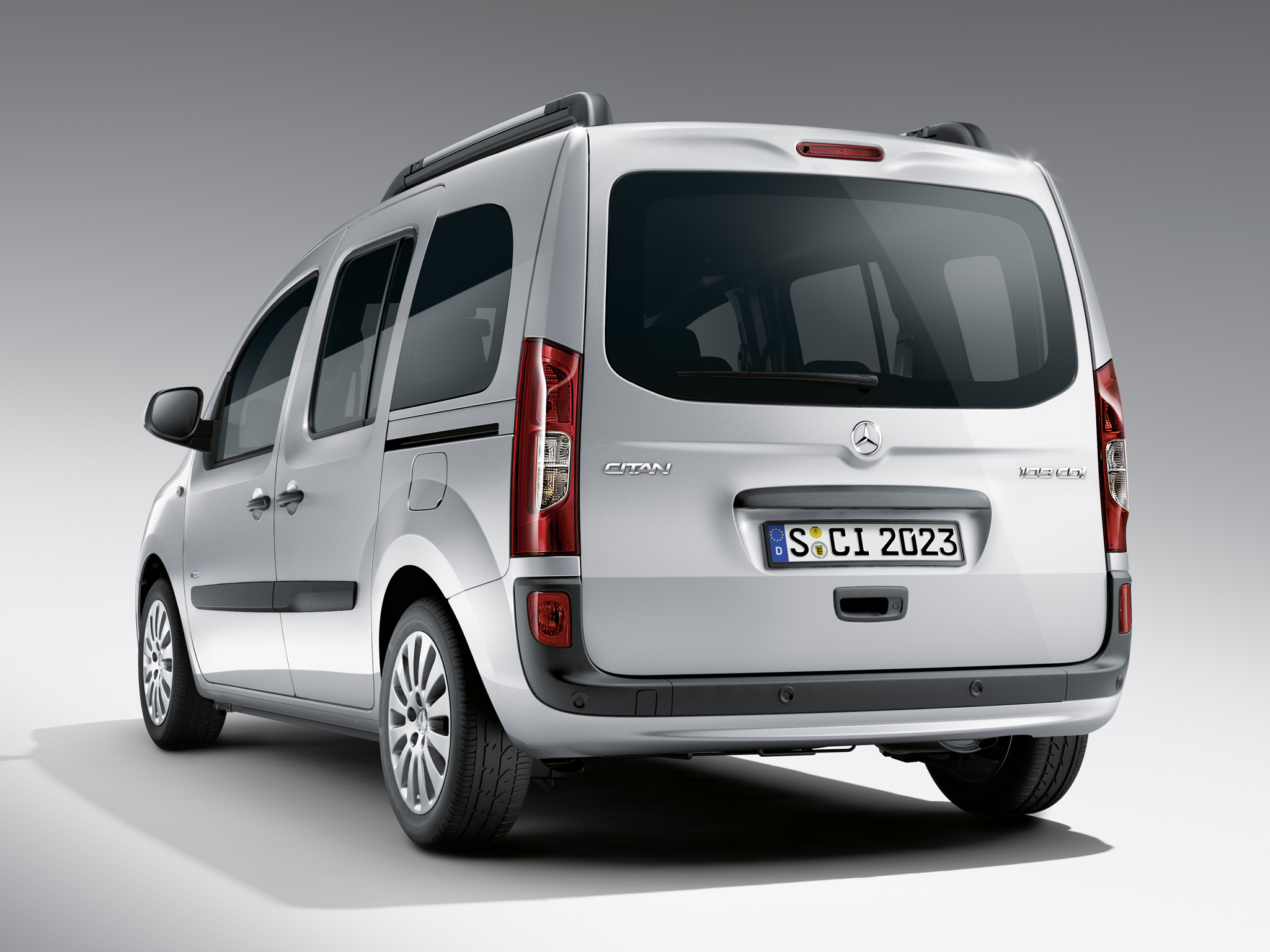 Mercedes-Benz Citan photo 10