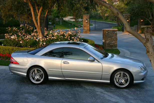 Mercedes-Benz CL 55 AMG photo 05