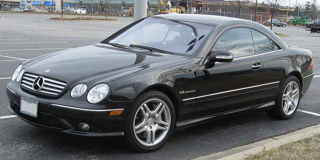 Mercedes-Benz CL 55 AMG photo 11
