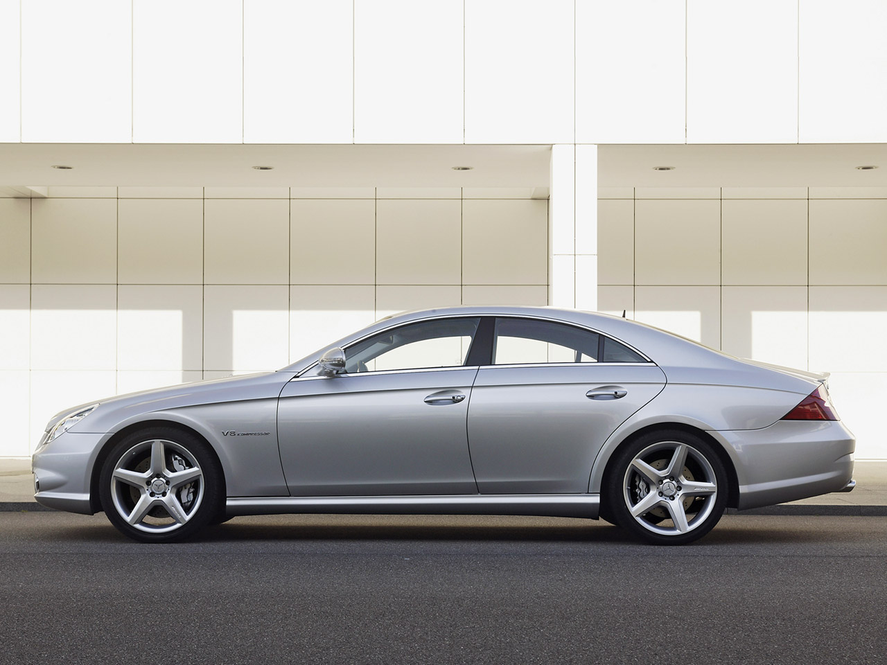 Mercedes-Benz CL 55 AMG photo 12