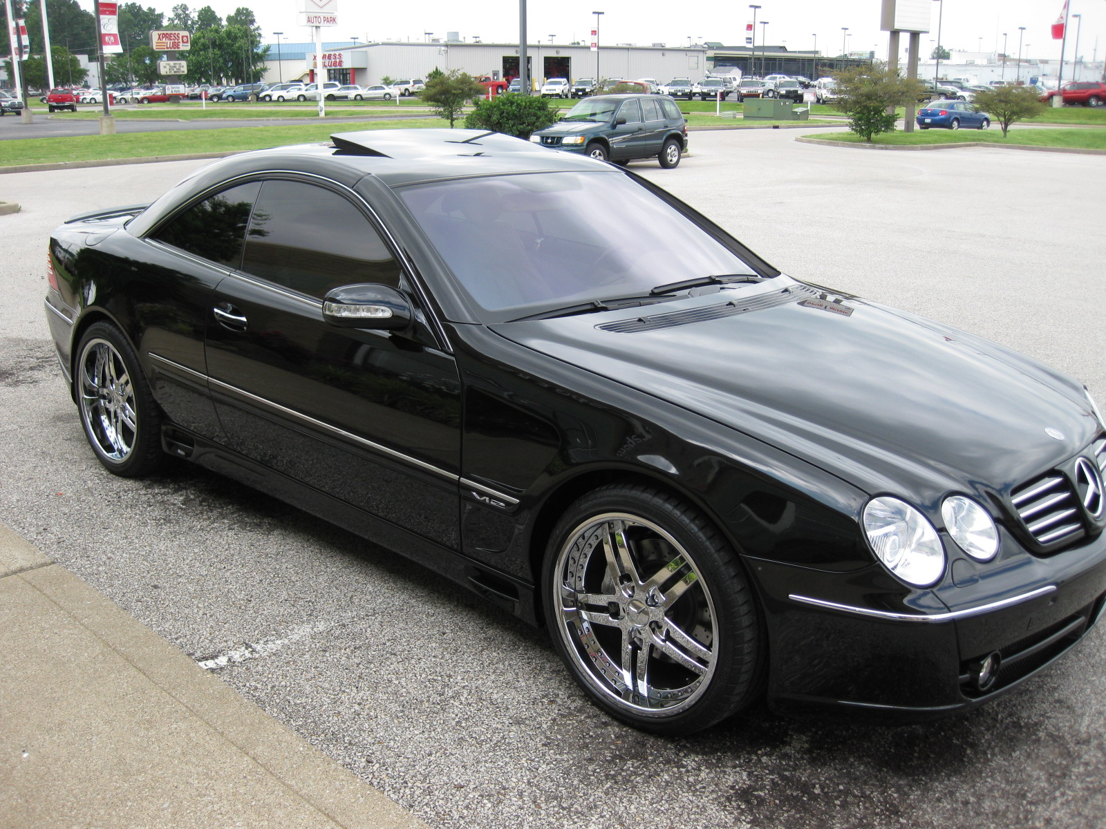 Mercedes benz cl 600 photos 4 on better parts ltd for Mercedes benz 600s