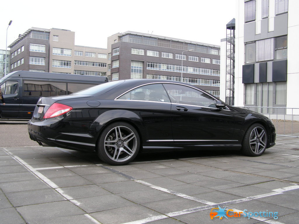 Mercedes-Benz CL 63 AMG photo 03