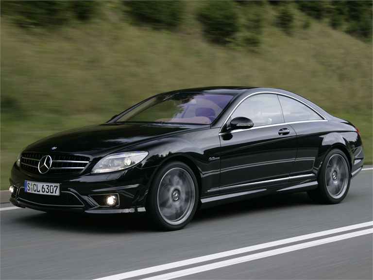 Mercedes-Benz CL 63 AMG photo 04