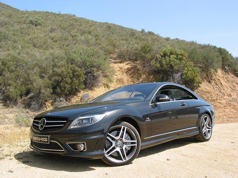mercedes-benz cl 65 amg photos #9 on better parts ltd