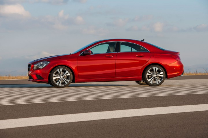 Mercedes benz cla 220 cdi technical details history for Mercedes benz cla 350