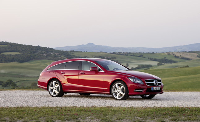 Mercedes-Benz CLA Shooting Brake image #1