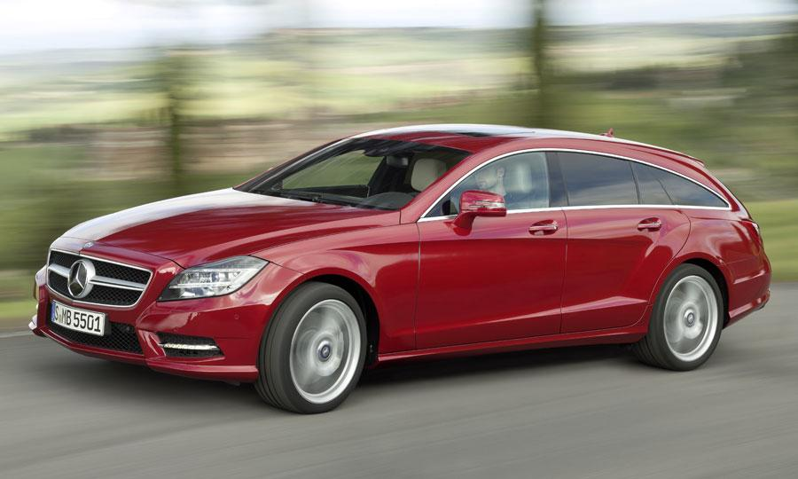 Mercedes-Benz CLA Shooting Brake image #10