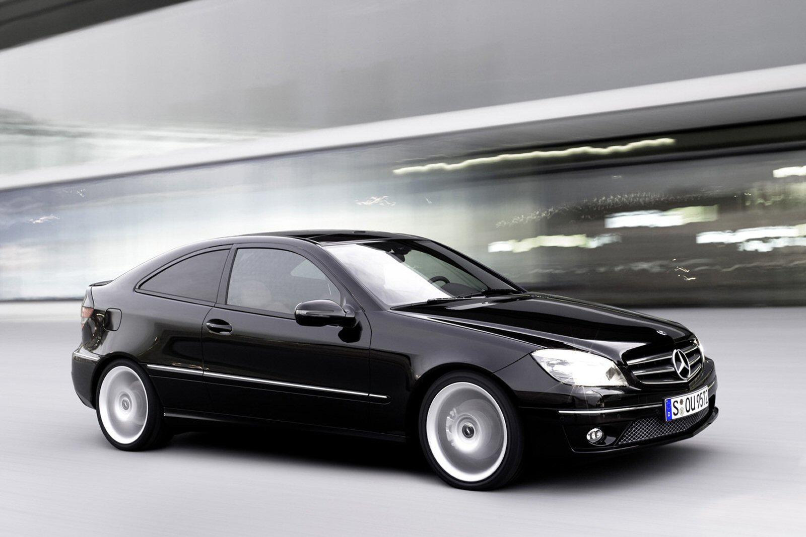 Mercedes-Benz CLC 200 technical details, history, photos on Better Parts LTD