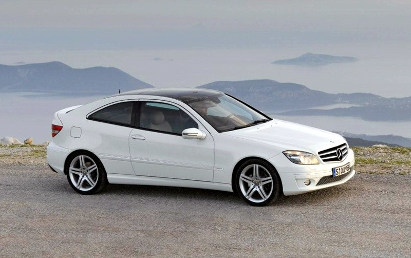 Mercedes Benz Clc 220 Technical Details History Photos