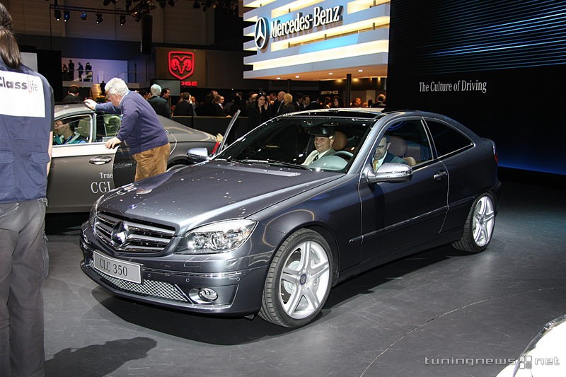 Mercedes-Benz CLC 350 photo 01