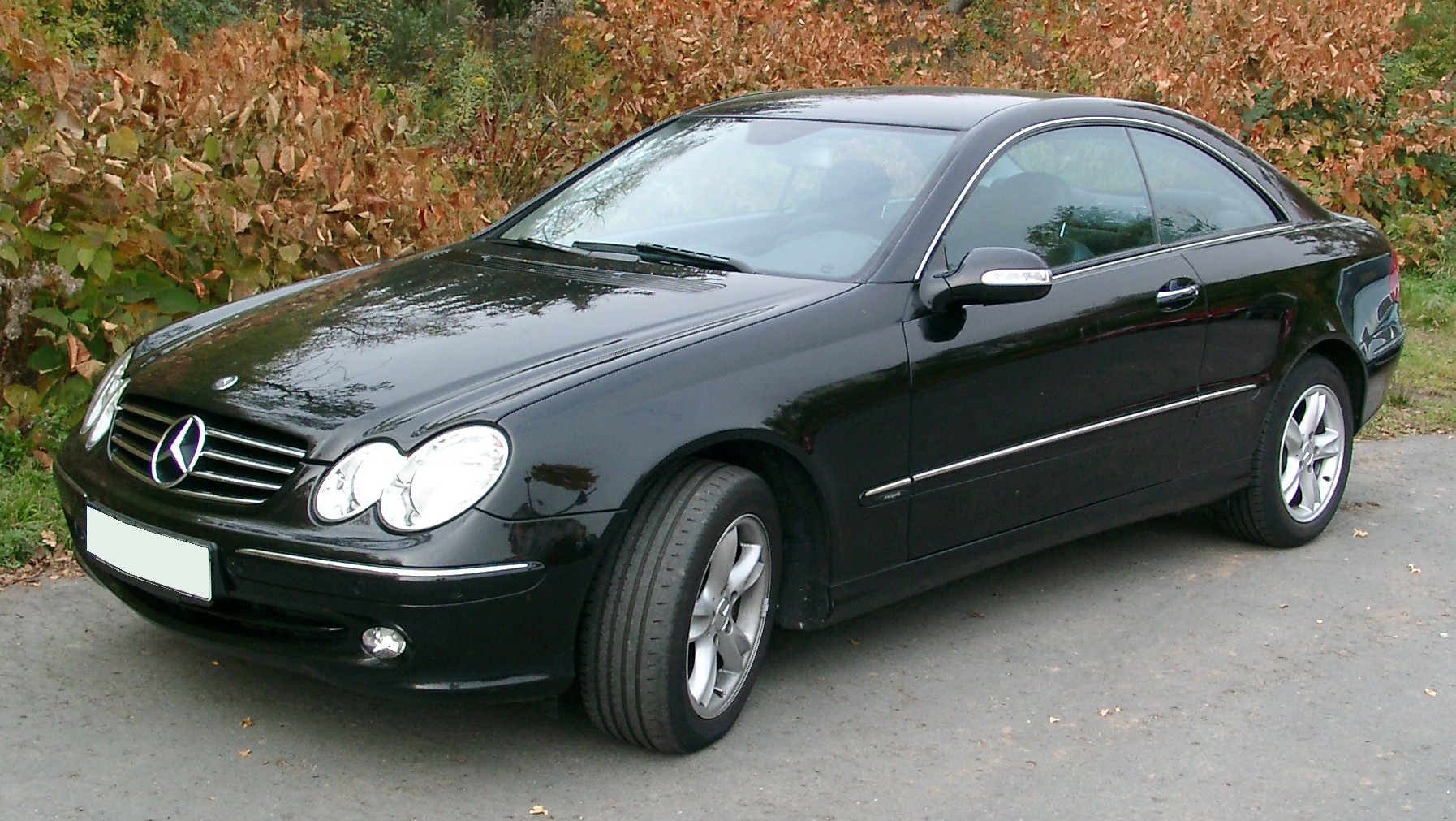 Mercedes-Benz CLK 240 photo 05