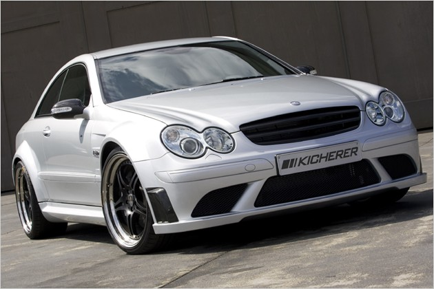 Mercedes-Benz CLK 240 photo 06