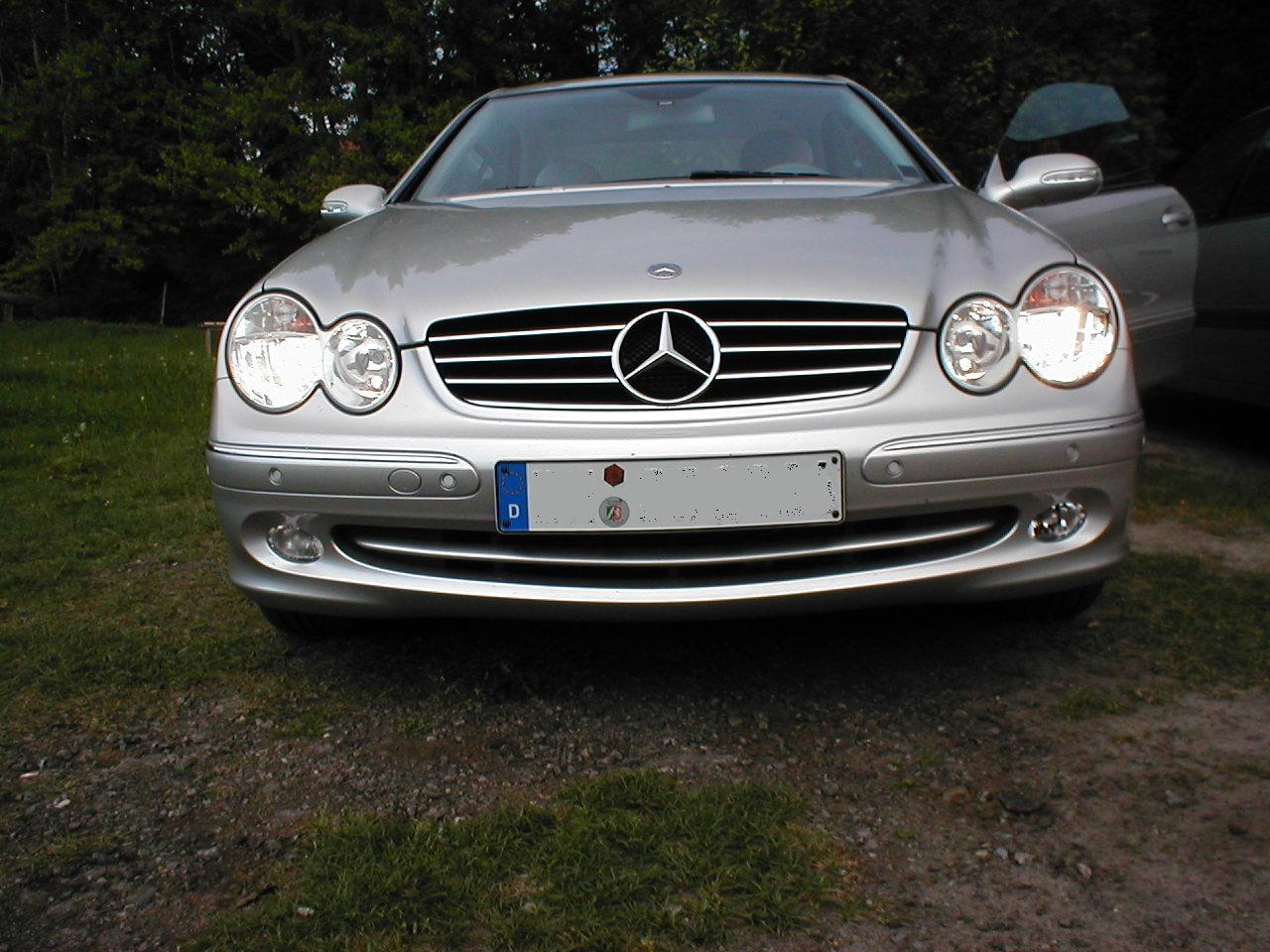 Mercedes-Benz CLK 240 photo 08