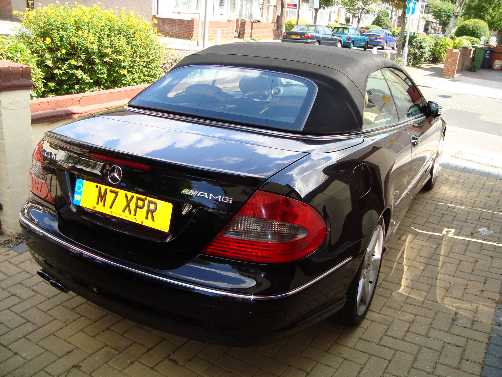 Mercedes-Benz CLK 240 photo 09