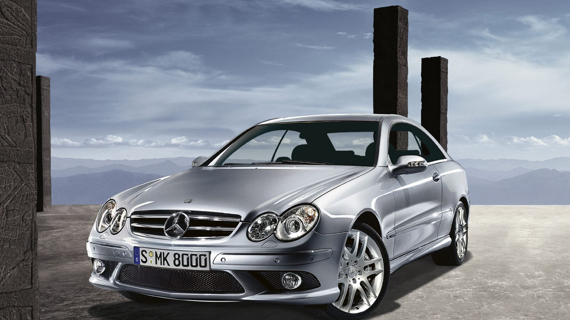 Mercedes-Benz CLK 240 photo 11