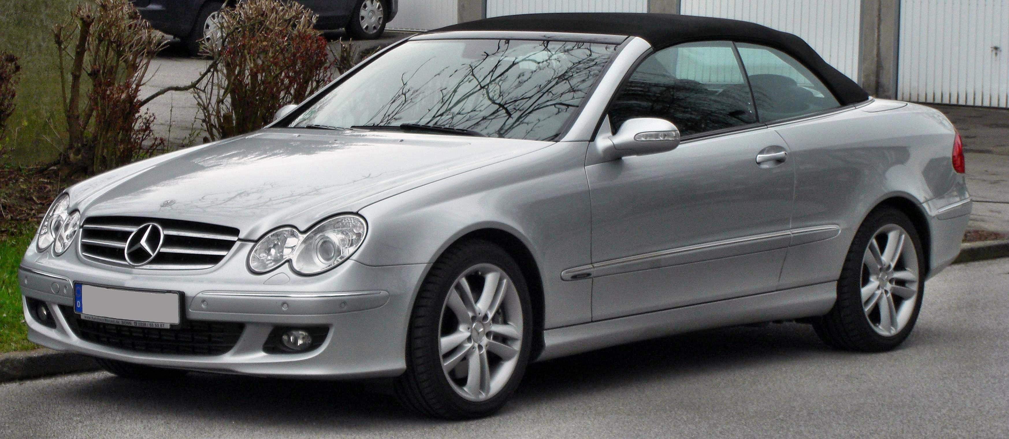 mercedes benz clk 320 cdi technical details history photos on better parts ltd. Black Bedroom Furniture Sets. Home Design Ideas