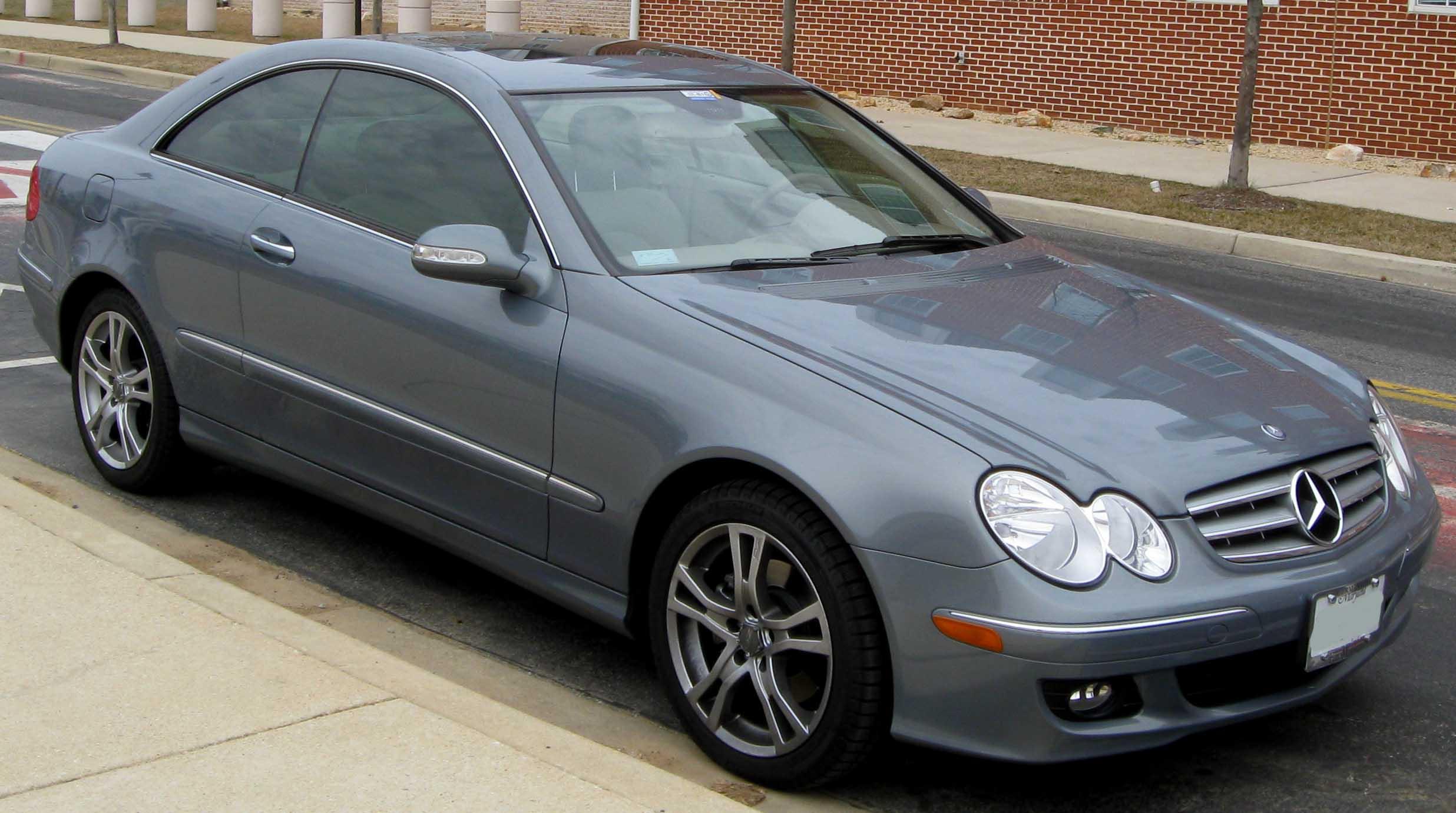 Mercedes benz clk 350 photo 10