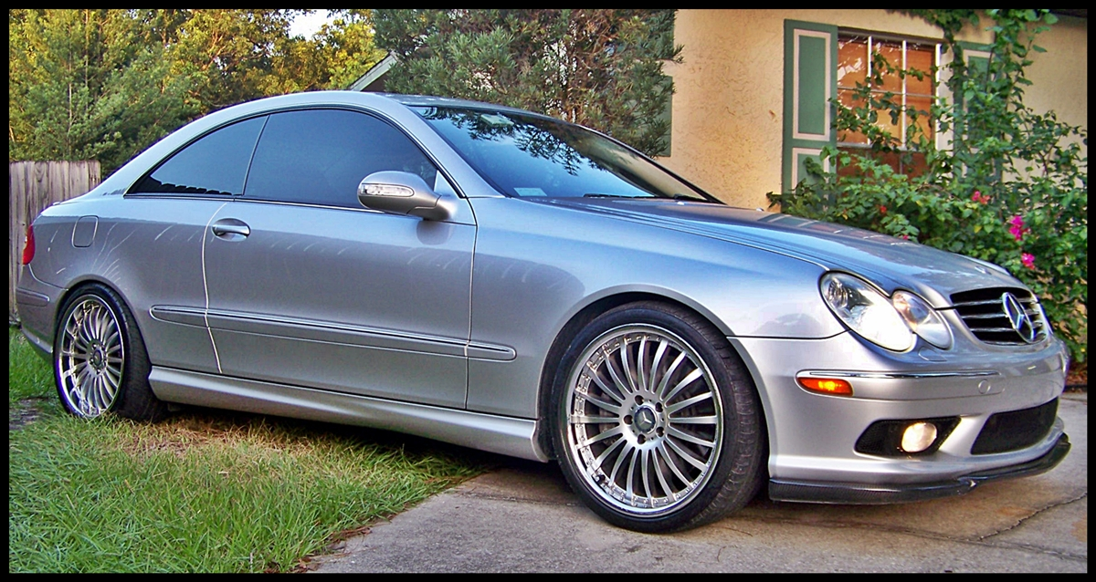 Mercedes-Benz CLK 500 photo 04