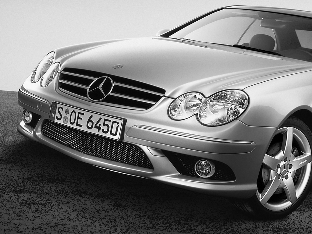 Mercedes-Benz CLK 500 photo 06