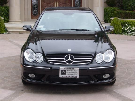 Mercedes-Benz CLK 500 photo 12