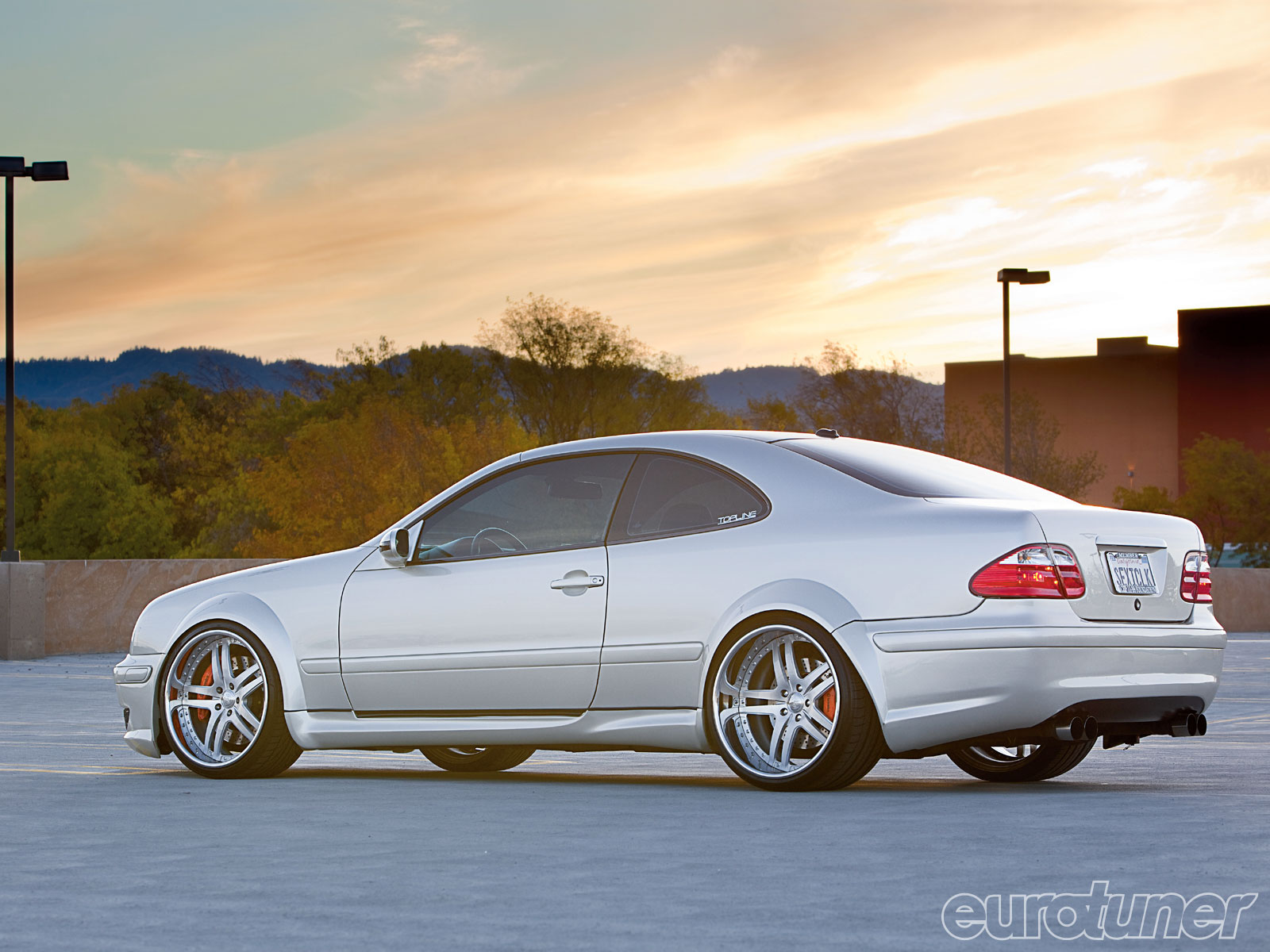 Mercedes-Benz CLK 55 AMG photo 03