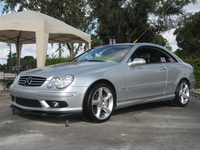 Mercedes-Benz CLK 55 AMG photo 04