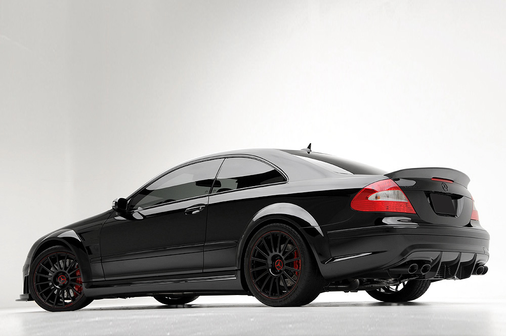 Mercedes-Benz CLK 63 AMG photo 03