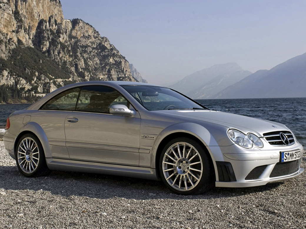 Mercedes-Benz CLK 63 AMG photo 06