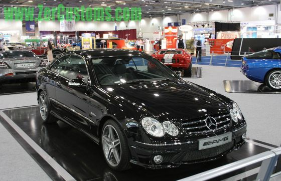 Mercedes-Benz CLK 63 AMG photo 11