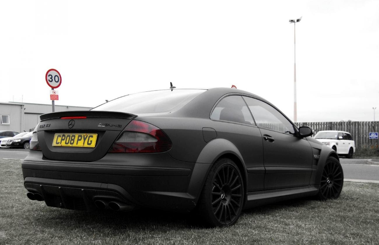 Mercedes-Benz CLK 63 AMG photo 12