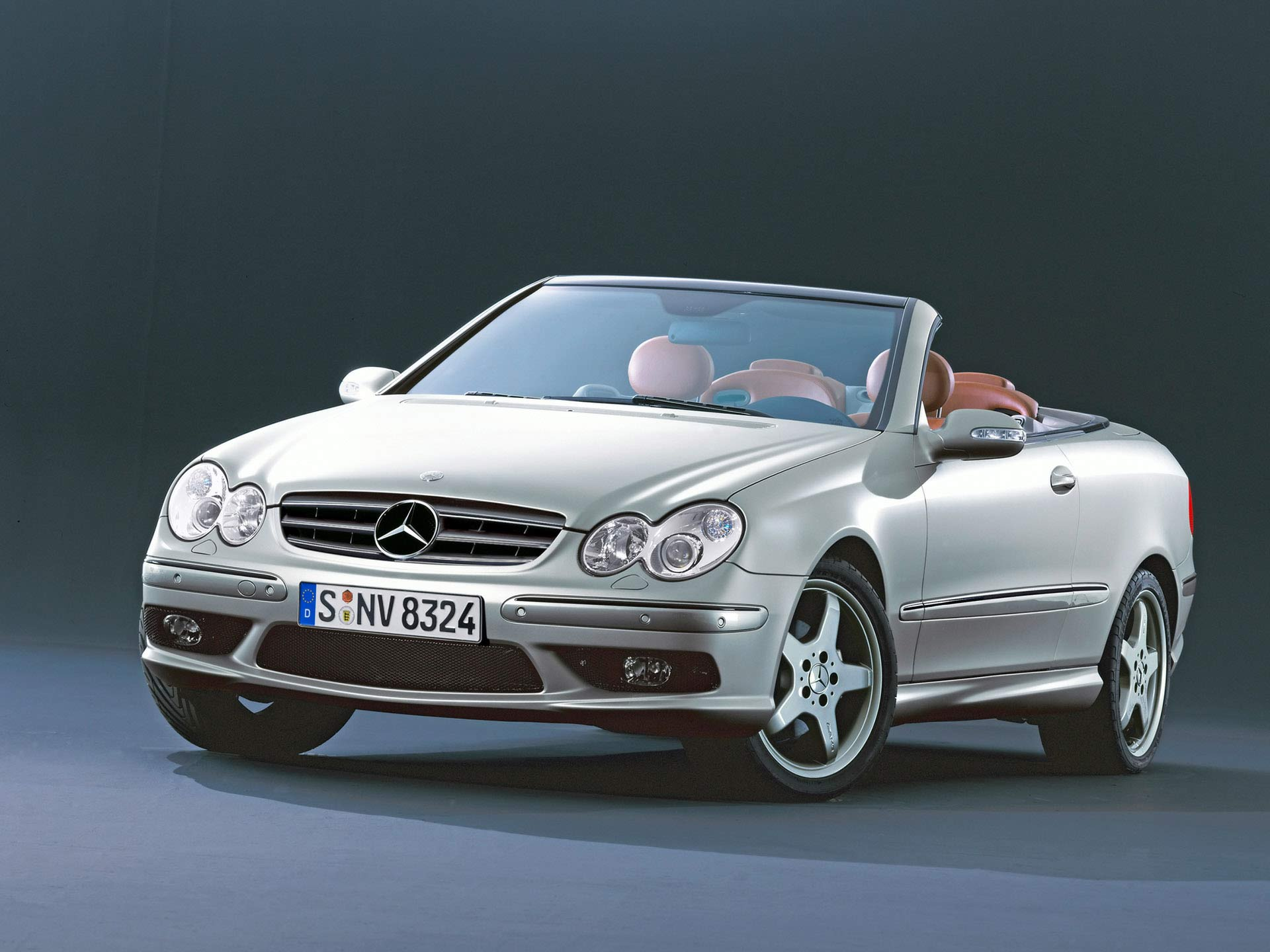 Mercedes-Benz CLK Cabrio photo 01