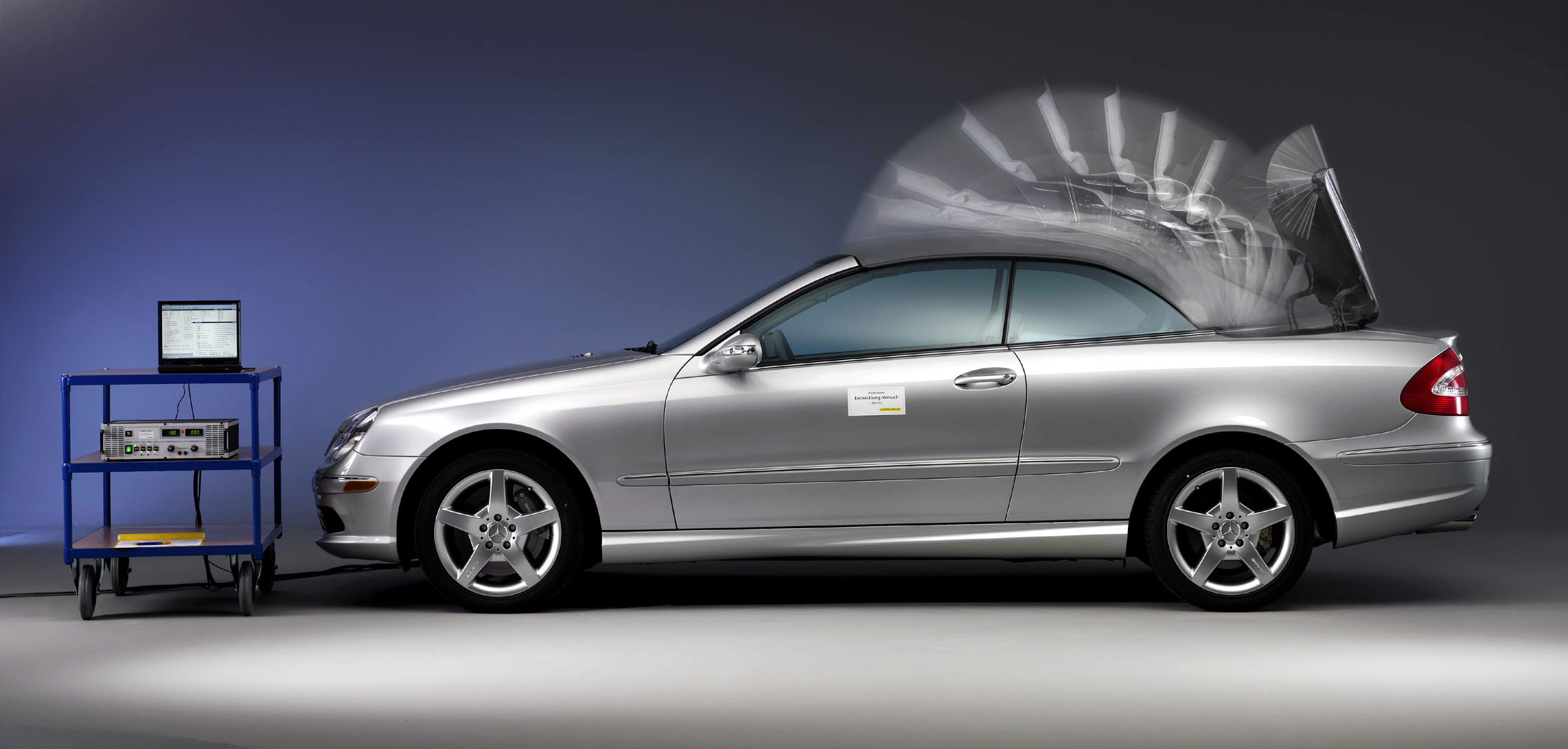 Mercedes-Benz CLK Cabrio photo 04