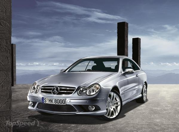 Mercedes-Benz CLK Cabrio Sport Edition photo 02