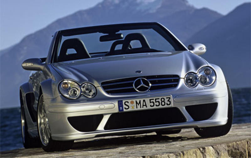 Mercedes-Benz CLK Cabrio Sport Edition photo 03