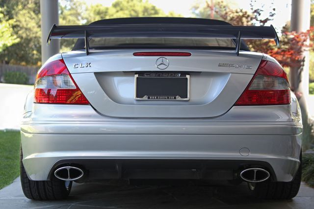 Mercedes-Benz CLK Cabrio Sport Edition photo 04