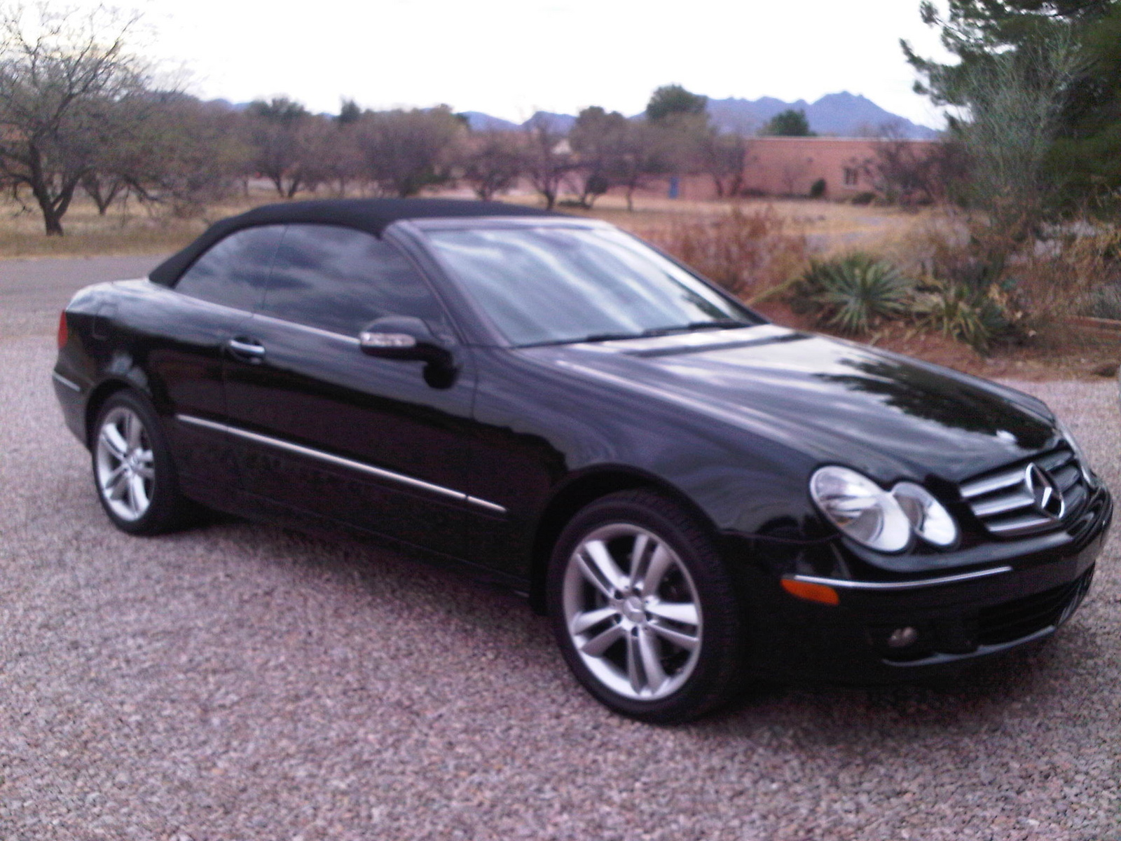 Mercedes-Benz CLK Cabrio Sport Edition photo 07
