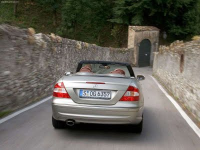 Mercedes-Benz CLK designo by Giorgio Armani photo 04