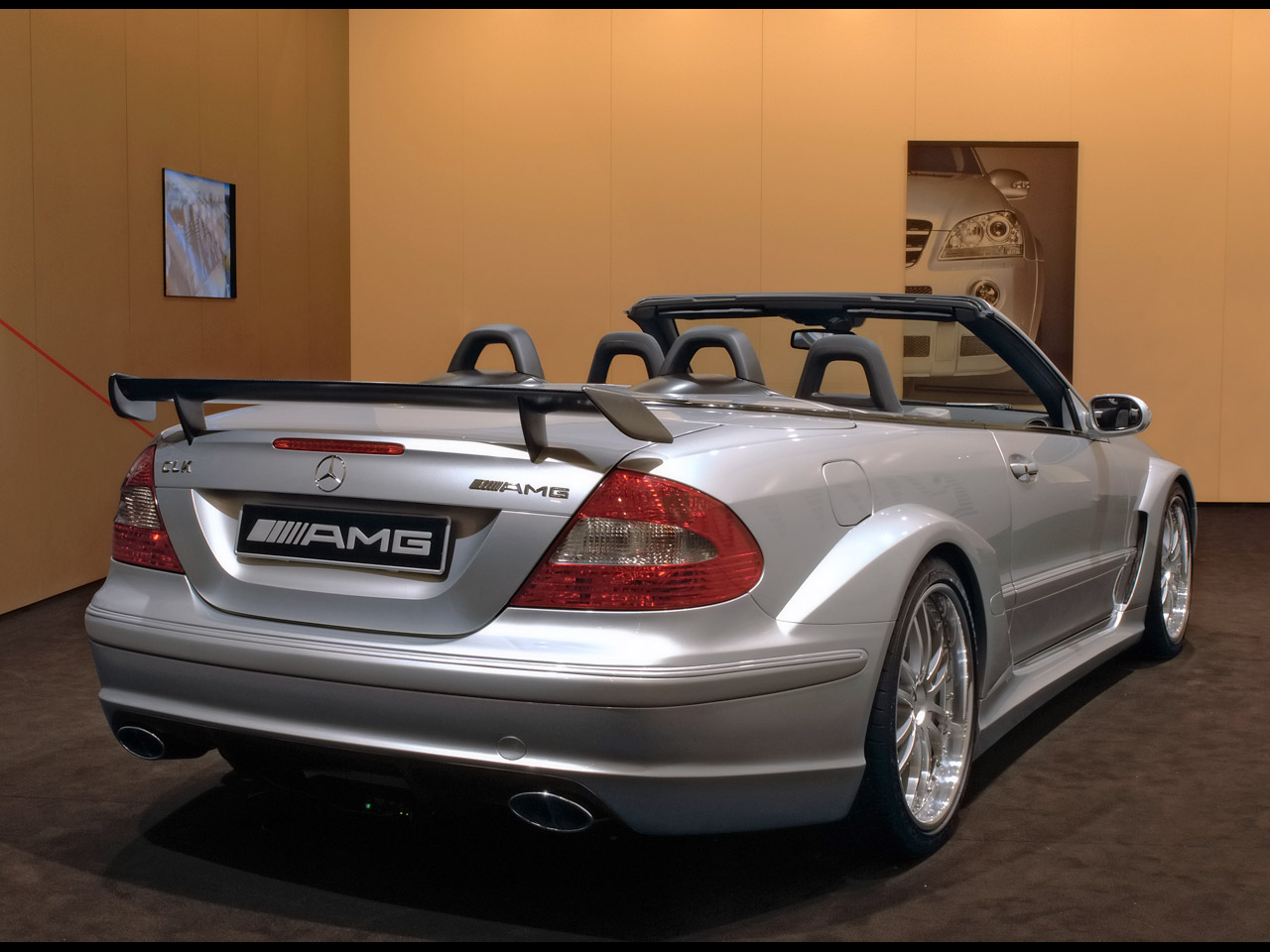 Mercedes-Benz CLK DTM AMG Cabriolet photo 02