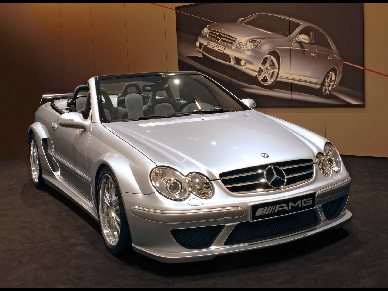 Mercedes-Benz CLK DTM AMG Cabriolet photo 03