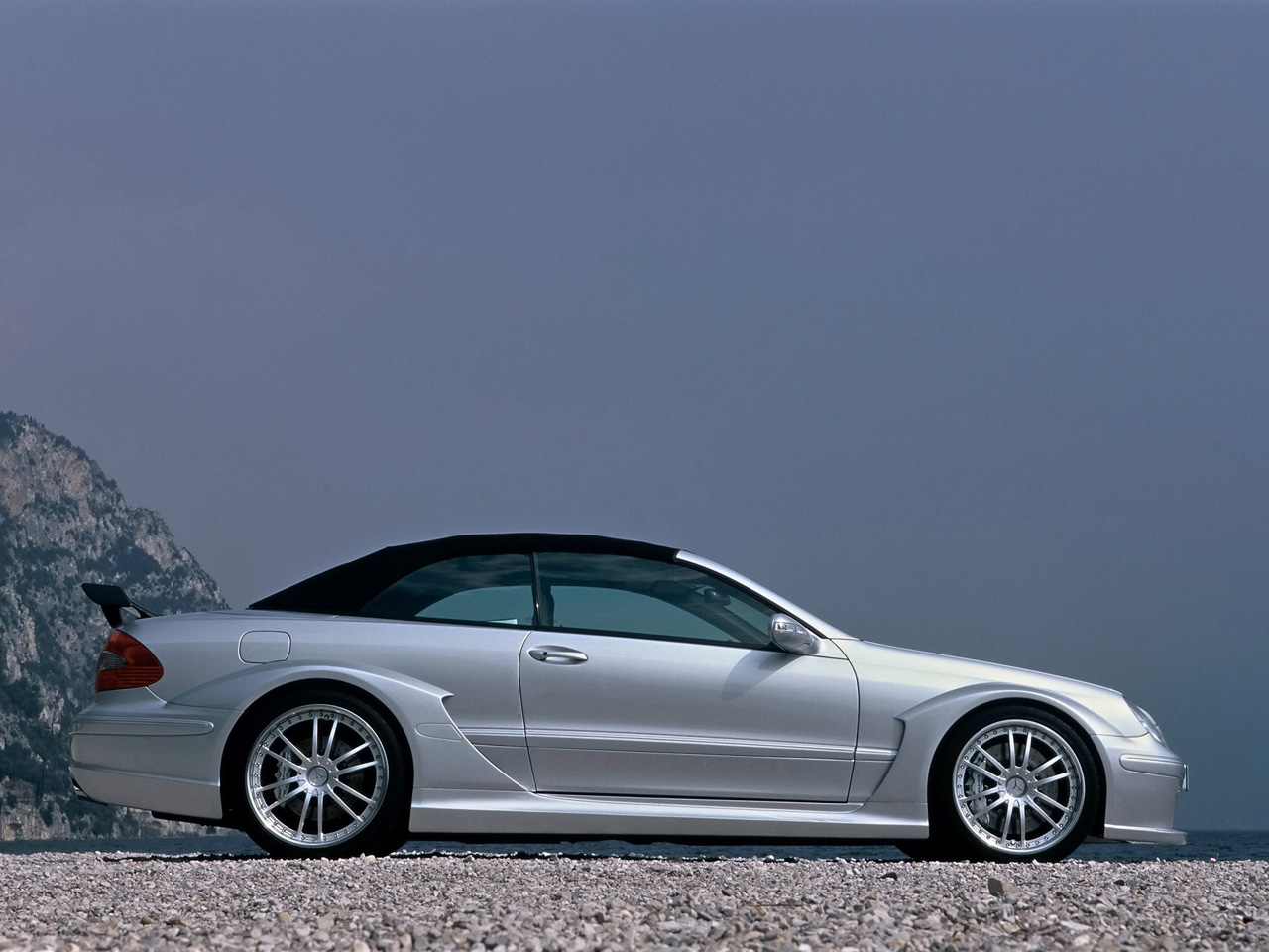 Mercedes-Benz CLK DTM AMG Cabriolet photo 04