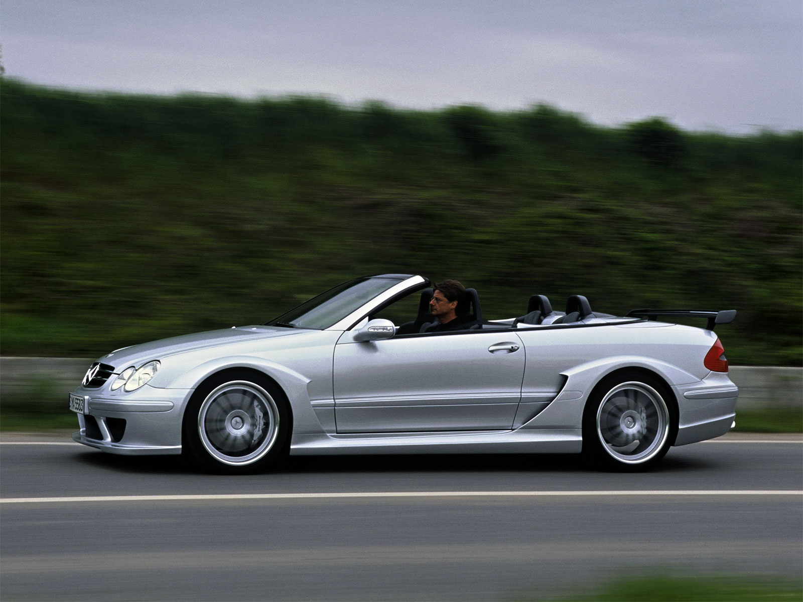 Mercedes-Benz CLK DTM AMG Cabriolet photo 05