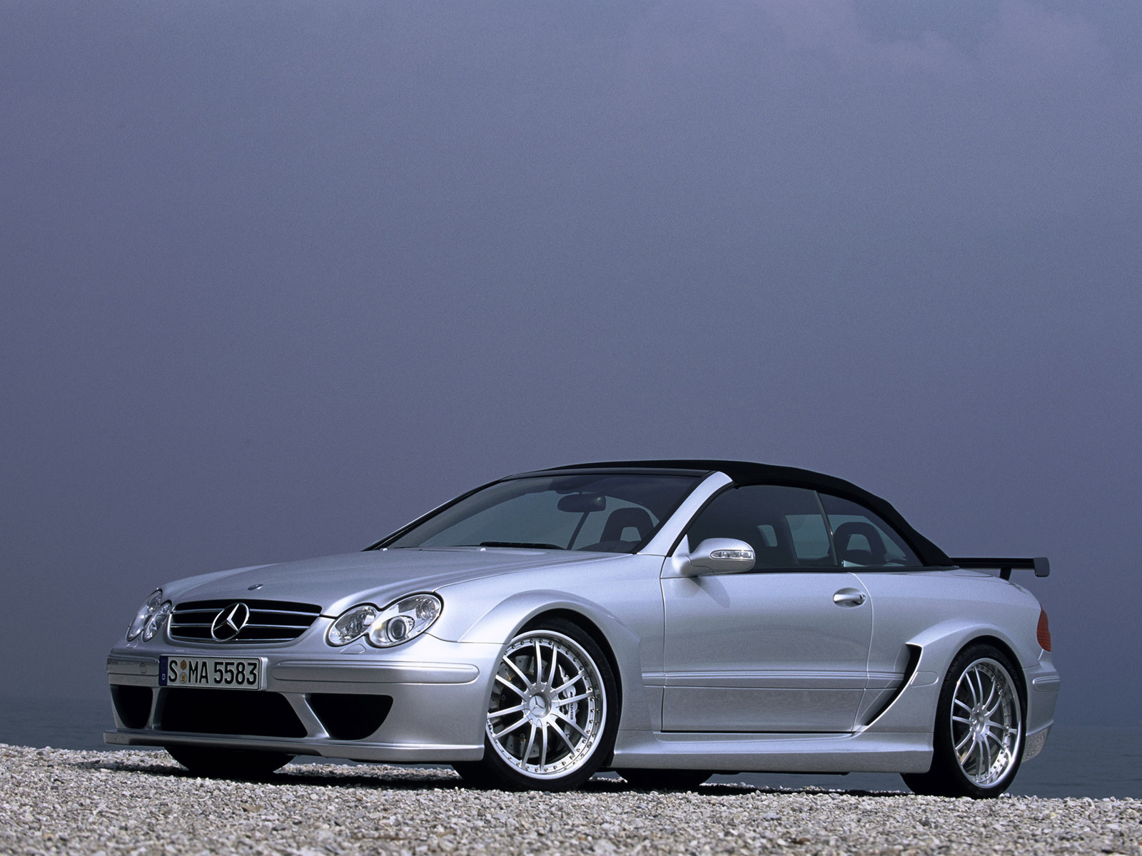 Mercedes-Benz CLK DTM AMG Cabriolet photo 06
